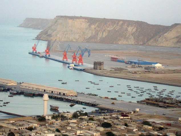 Gwadar port pakistan