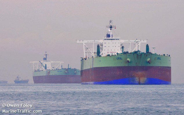 Leycothea tanker vlcc