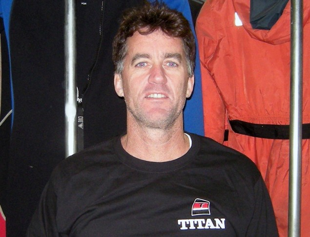 patrick keenan titan