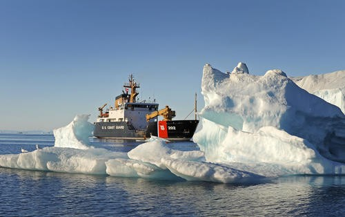 USCG Arctic Ice Patrol