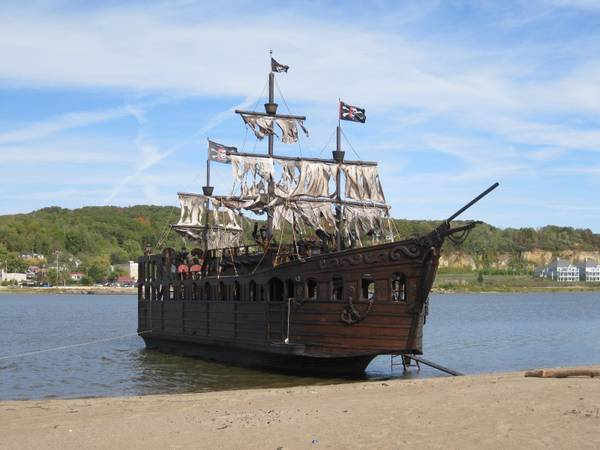 Pirate Ship for Sale [UPDATE] - gCaptain Maritime ...
