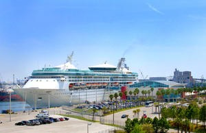 Cruise Terminal #3 file photo. Photo: Port of Tampa