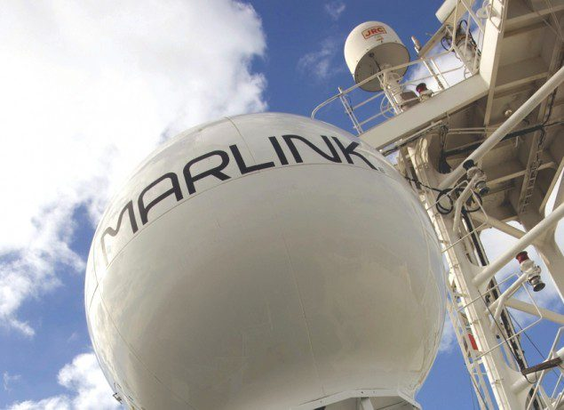 marlink astrium vizada vsat