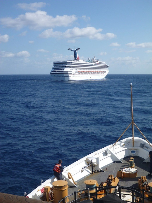 Carnival Triumph Incident