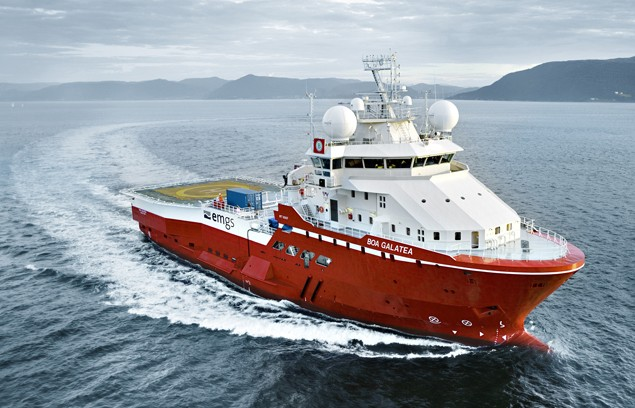 boa galatea brazil exploration offshore emgs