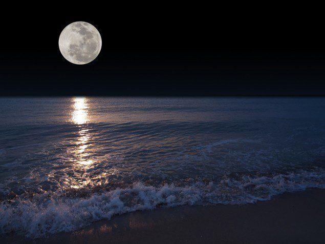 Full moon Image (c) Shutterstock