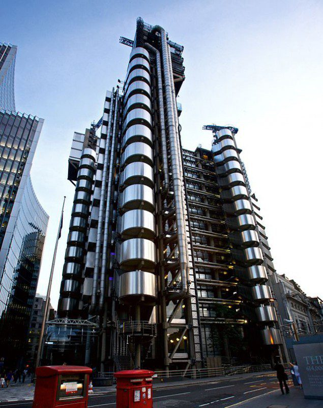 lloyd's building london
